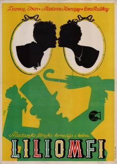 Hungarian National Digital Archive • Liliomfi plakát